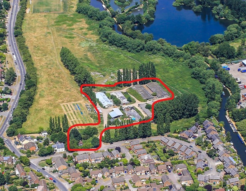 Angle Property announces the sale of part of the Residential Land Partnership's site at Kings Langley with planning for 55 homes for over £9million