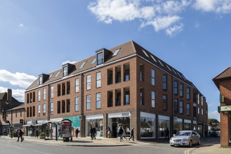 Angle Property sells final retail unit in Amersham
